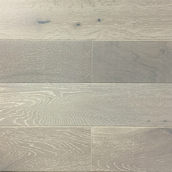 Engineered 5 Brushed Oak False Creek Grey