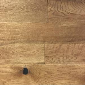 Engineered 5 Brushed Oak Urban Brown
