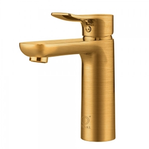 ALMA CHAMPAGNE GOLD BATHROOM FAUCET CHAMPAGNE GOLD COLOR