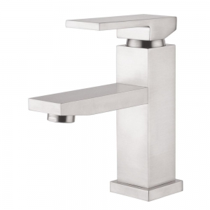 BELLO BRUSHED NICKEL BATHROOM FAUCET