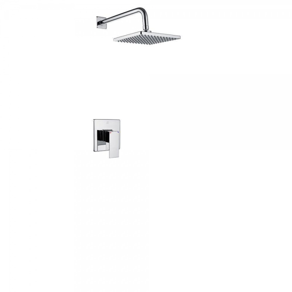 ETHAN SHOWER HEAD CHROME COLOR