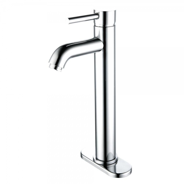 FRANKLIN H CHROME BATHROOM FAUCET