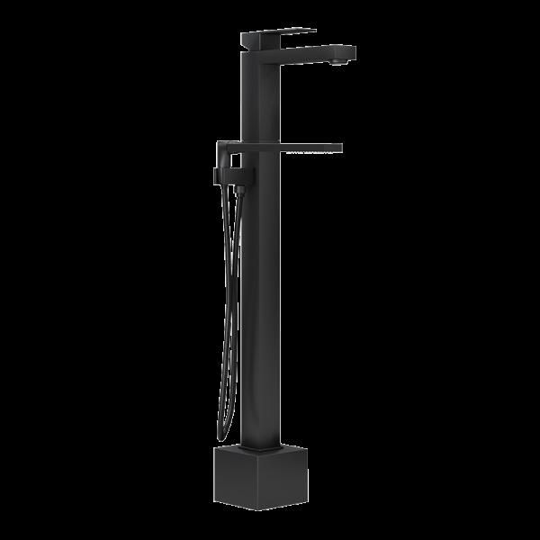 Freestanding bathtub faucet bk color