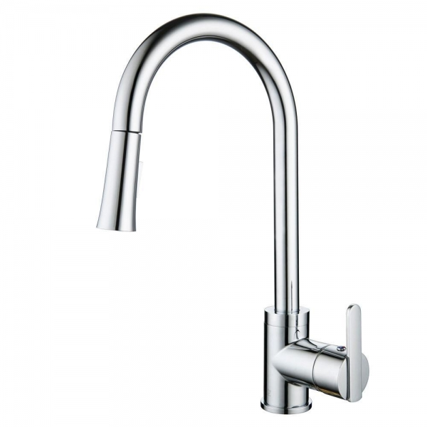 HELENA II CHROME KITCHEN FAUCET