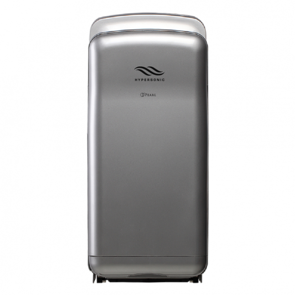 HYPERSONIC XL AUTOMATIC HAND DRYER STAINLESS STEEL COLOR