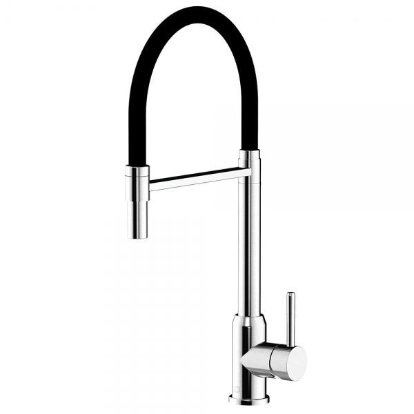 LEONA STAINLESS STEEL EMPIRE FAUCET