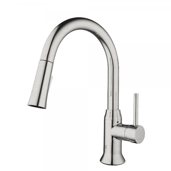 MASA II BRUSHED NICKEL KITCHEN FAUCET
