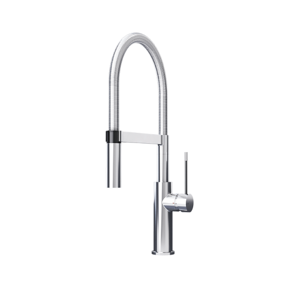MISO SINGLE LEVER PROFESSIONAL STYLE KITCHEN FAUCET CC COLOR