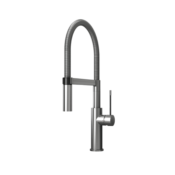 MISO SINGLE LEVER PROFESSIONAL STYLE KITCHEN FAUCET IX COLOR