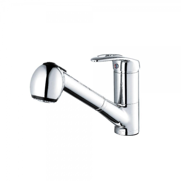 SKYLINE CHROME KITCHEN FAUCET