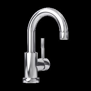 Single handle washbasin faucet cc color