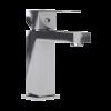 Single lever bassin faucet cc color