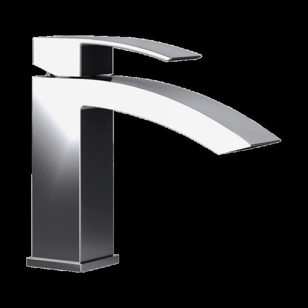 Single lever washbasin faucet cc color