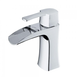 TAKKA CHROME BATHROOM FAUCET