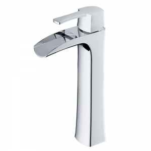 TAKKA H CHROME BATHROOM FAUCET