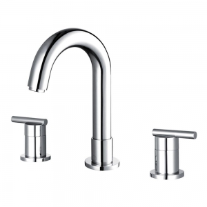 TALIA CHROME BATHROOM FAUCET