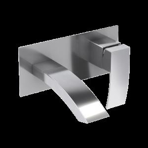 Wall mounted washbasin faucet cc color